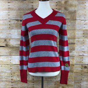 NWT Alma Mayer Ohio State Buckeyes Sweater Sz s